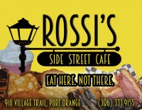 Rossi's Side Street Cafe