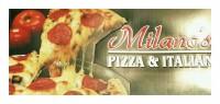 Milanos Pizza & Italian ...