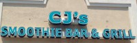 CJ's Smoothie Bar & Grill